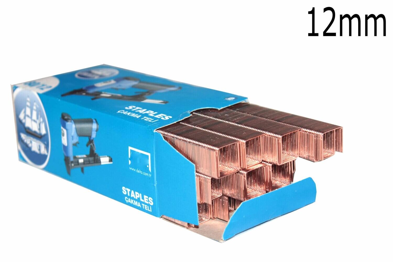 Ստեպլերի միջուկ 12մմ (STPN12) (1000հատ)
