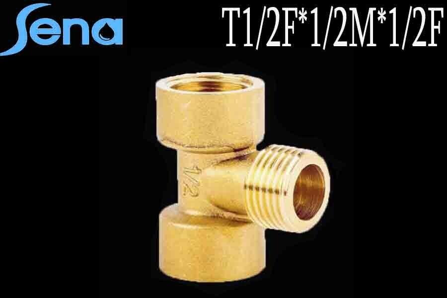 SENA Եռաբաշխիկ (тройник) T1/2F*1/2M*1/2F