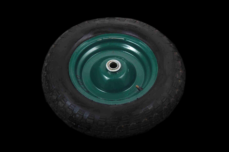 Սայլակի ակ 350-8 (կանաչ, առանց բոլտի)
