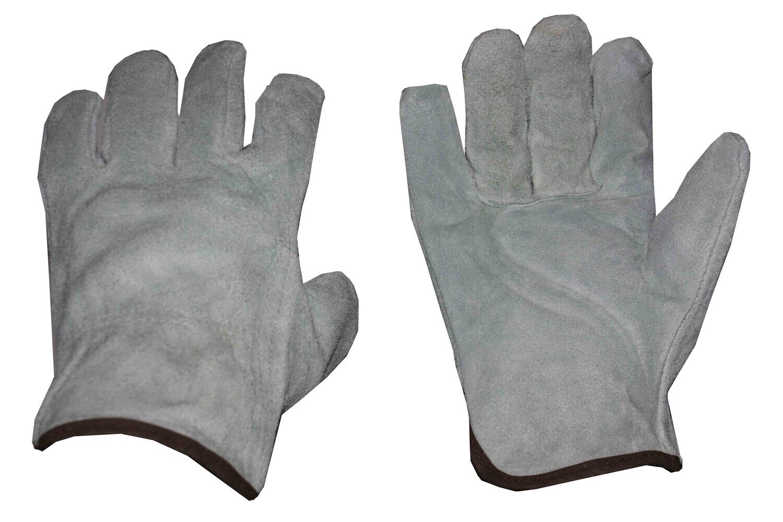 Բանվորական ձեռնոց զոդման (մոխրագույն)