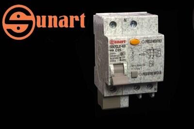 Sunart Էլ.ավտոմատ 1P-25Ա DAP
