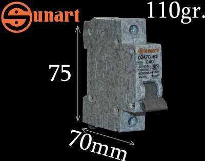 Sunart Էլ.ավտոմատ 1P-50Ա