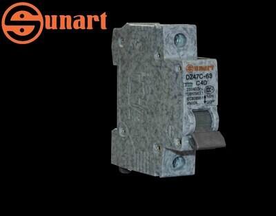 Sunart Էլ.ավտոմատ 1P-25Ա, Ограниченно годен