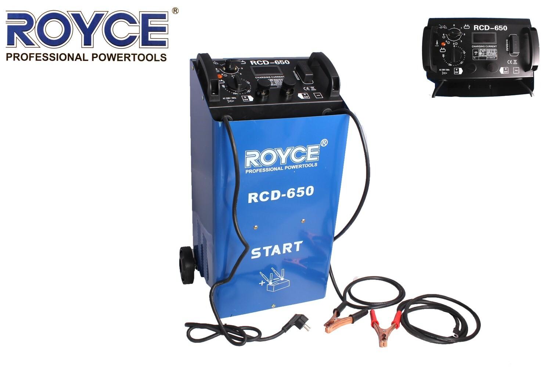 Մարտկոցի լիցքավորիչ RCD-650