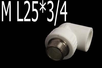 Պայկի դետալ PPR M L25*3/4