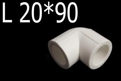 Պայկի դետալ PPR L20*90