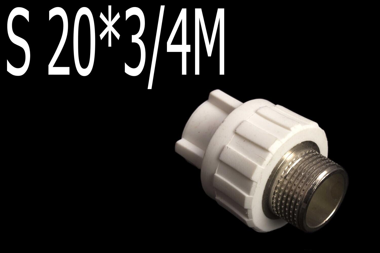 Պայկի դետալ PPR S 20*3/4M