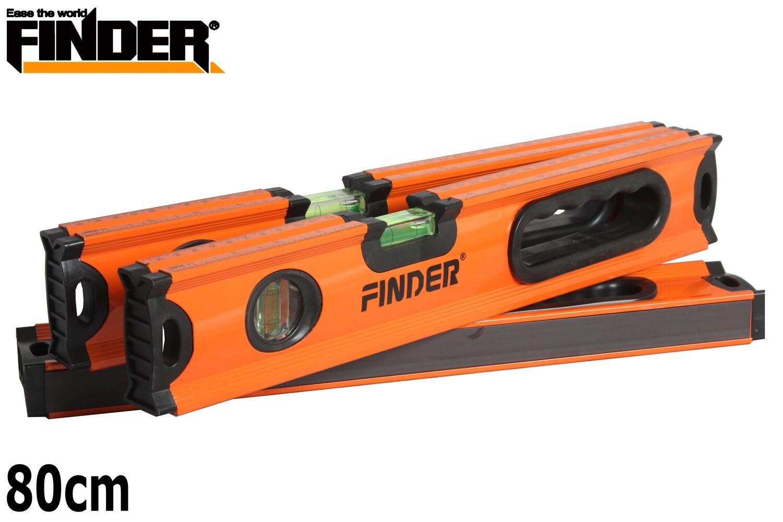 FINDER Հարթաչափ մագնիսային 80 սմ 191457