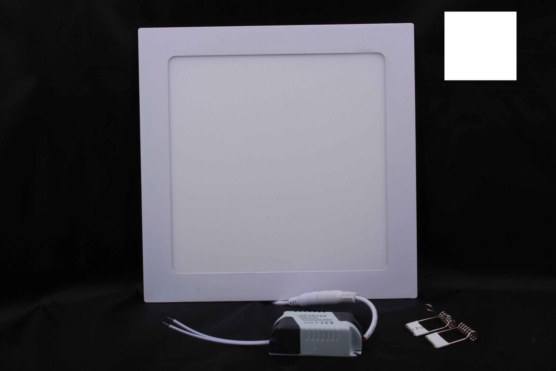 Էլ.պլաֆոն քառակուսի 6W LED (սպիտակ)        Ограниченно годен