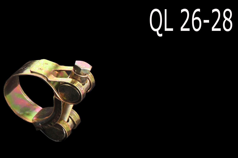 Խամուտ մետաղական QL 26-28