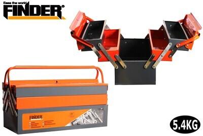 FINDER Գործիքների մետաղյա արկղ (530*210*200մմ) 21'' QX194171