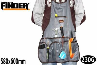 FINDER Գործիքի նեյլոնե գոգնոց16 տեղ QX194152D