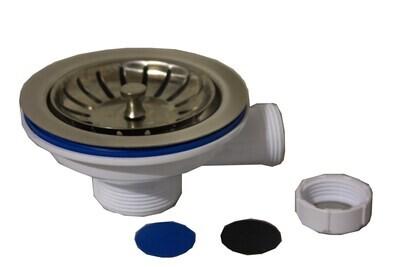 B.N. 310 Սիֆոն-գլուխ 3 1/2  Խոհանոցի լվացարանի