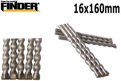 FINDER Շաղափ բետոնի 16X160mm QG195788P