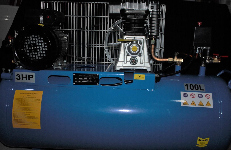 Կոմպրեսատոր 100L 220V/50HZ IDIALY 3HP*2065MM