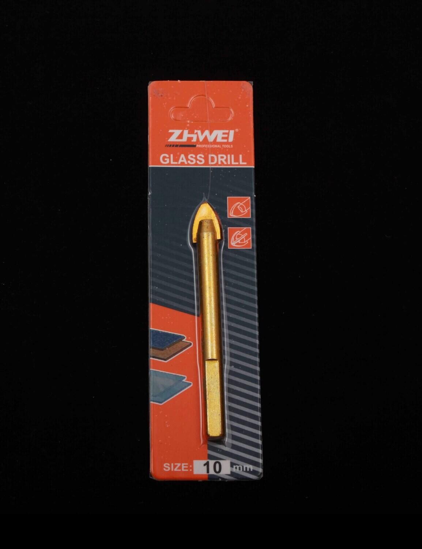 ZHWEI Շաղափ10 (ապակու և կերամիկայի համար,ոսկեգույն