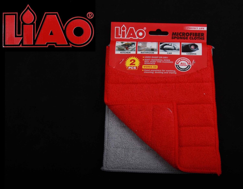 Liao Մաքրող շոր  16*20սմ  2Հատ G130027