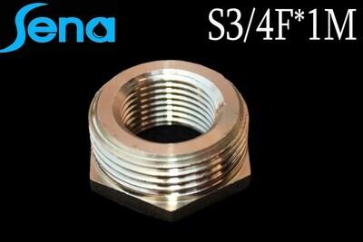SENA Անցում (переход) S3/4F*1M լատունից