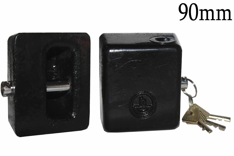 Դռան փական կախովի КРАБ KD-90