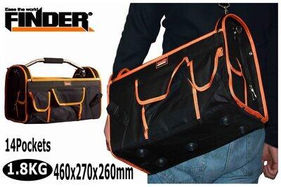 FINDER Գործիքների պայուսակ-արկղ (460*270*260մմ) 18'' QX194140