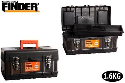 FINDER Գործիքների պլաստմասե արկղ 16՛՛ QX194204