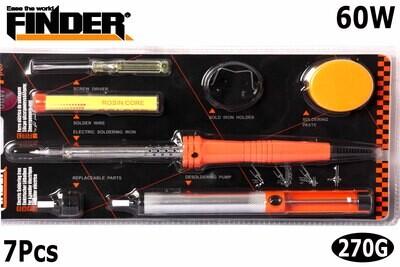 FINDER Պայալնիկ 7կտոր 60W DG194867X