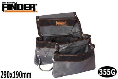 FINDER Գործիքների պայուսակ (290-190 մմ)  QX194145D