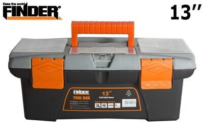 FINDER Գործիքների պլաստմասե արկղ (335*190*130մմ) 13՛՛ QX194123
