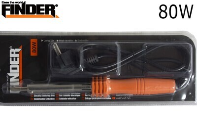 FINDER Էլ.պայալնիկ սպիտակ ուղիղ տափակ ծայրով 80W(550երկաթ) DG194820P