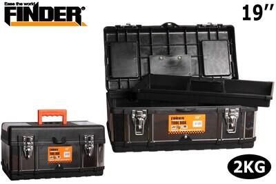 FINDER Գործիքների պլաստմասե արկղ  (440*220*200մմ)19՛՛ QX194205