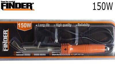 FINDER  Էլ.պայալնիկ սպիտակ թեք տափակ ծայրով 150W(550երկաթ) DG194830P