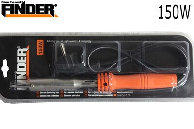 FINDER Էլ.պայալնիկ սպիտակ սուր ծայրով 150W(550երկաթ) DG194814P