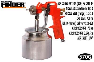FINDER Պուլվիզատոր 700մլ QX194084C
