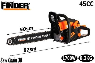 FINDER Սղոց բենզինային (Дружба) 1700W/2.5H JX197278C