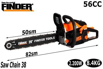 FINDER Սղոց բենզինային (Дружба)  2200W/3.0H  JX197279C