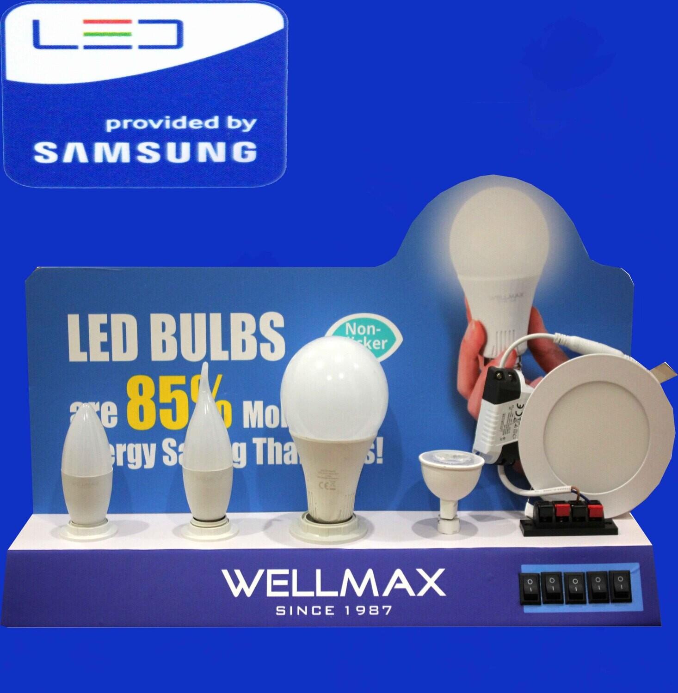 Wellmax LED լամպերի թեստավորման սարք