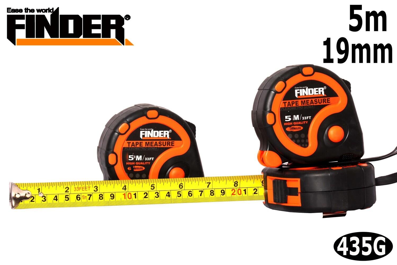 FINDER Մետր-ռուլետկա 5mx19mm191396