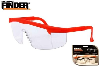 FINDER Ակնոց պաշտպանիչ թափանցիկ (55 գրամ)FH194615P