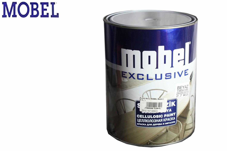 Ներկ Nitro MOBEL Beyaz ( 2,5 լ. )