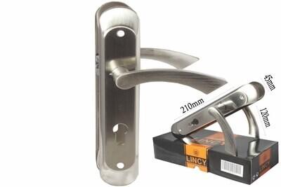 LINCY Դռան բռնակ L8509-L09 SN