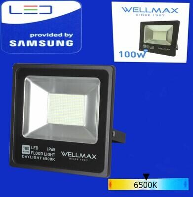 Wellmax Լուսարձակ LED-100W-6500K