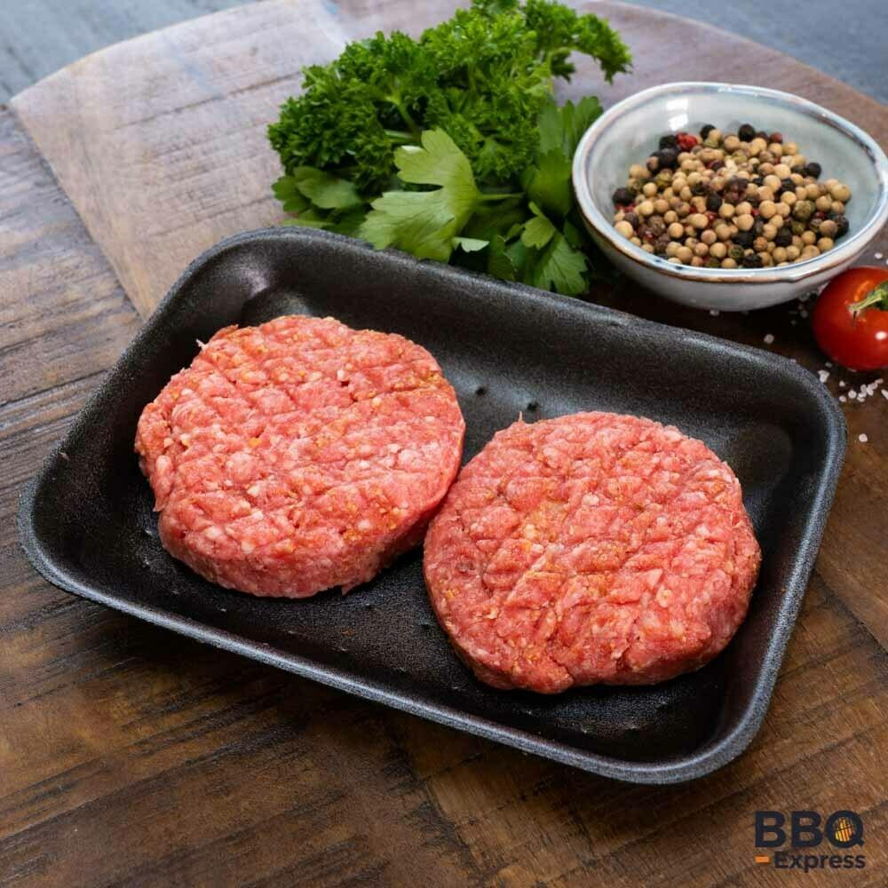 Hamburger, 100% Hollands Rundvlees