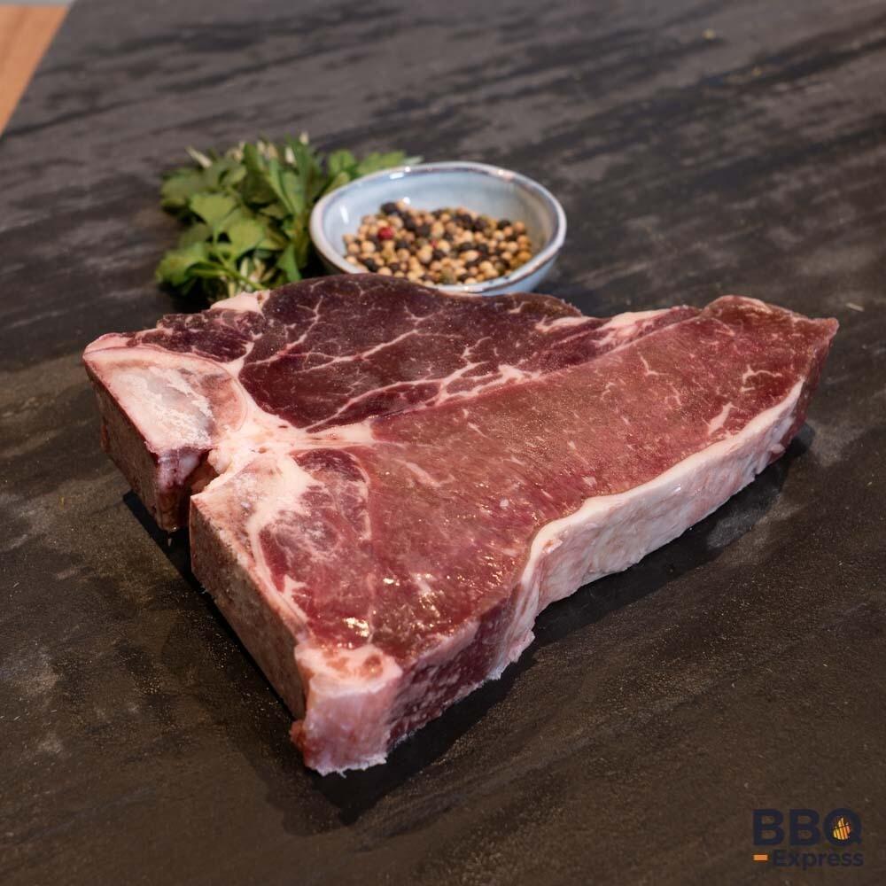 Tomahawk T-Bone Steak