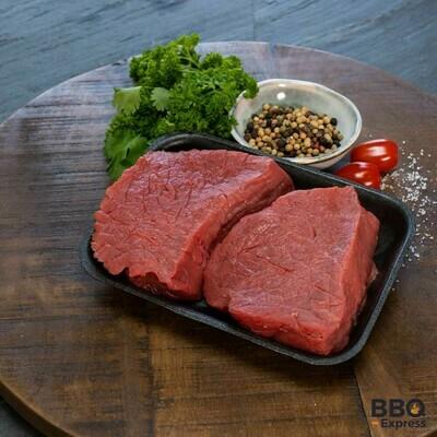 Ossenhaas, biefstuk van de haas