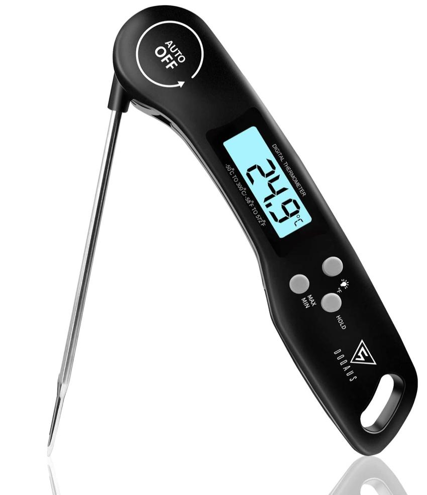 Oven/Braadpan/BBQ Thermometer (Kerntemperatuur meter)
