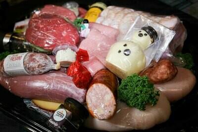 Vleesschaal 6 Kg