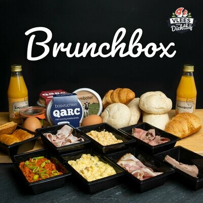 Brunch Box (Moederdag Brunch).