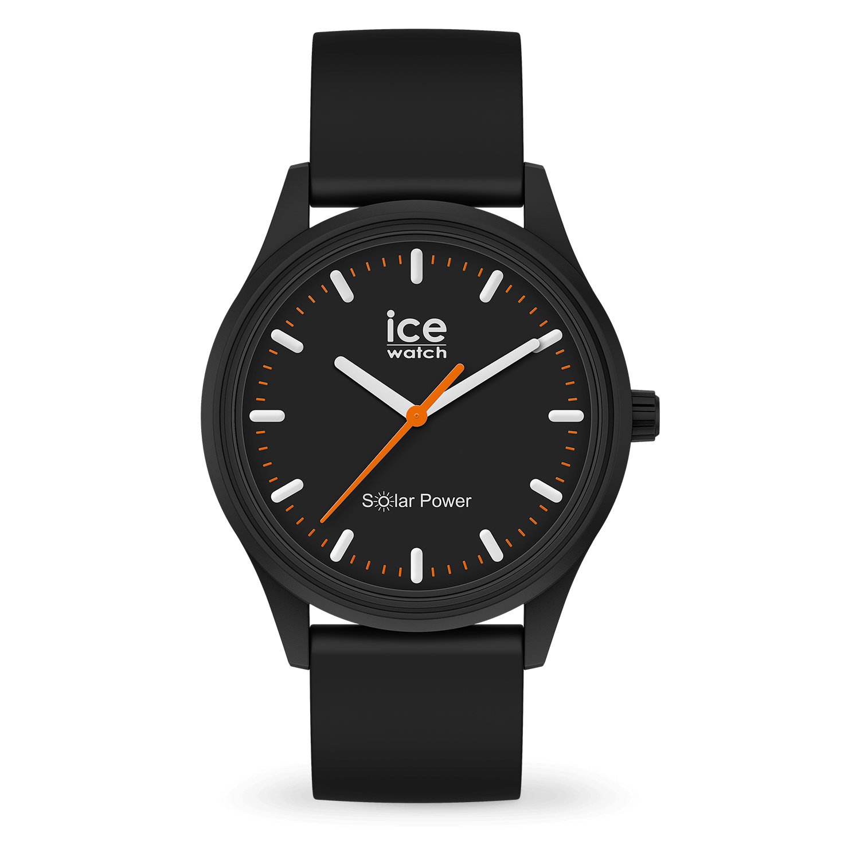 ICE solar power Rock