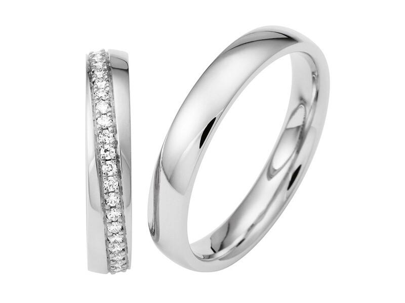 EHERINGSET Platin 950 / 000 Goldschmiede Juwelier EDER Feldbach