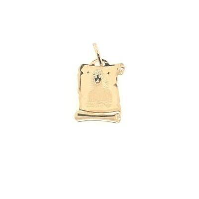Jungfrau Sternzeichen Anhänger Gold 585/000